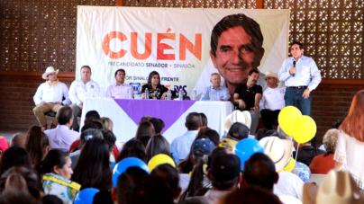 Reporte ESPEJO | PAN, PAS, PRD y MC en Sinaloa, la coalición 'bomba'