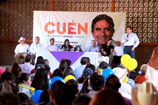Reporte ESPEJO   PAN, PAS, PRD y MC en Sinaloa, la coalición 'bomba'