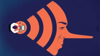 ESPEJO Negro | ¡Fake news, fake news para todos!