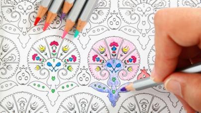 ¿Son los libros de colorear para adultos realmente útiles?
