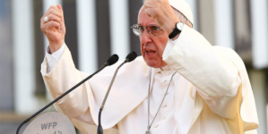 """""""La misa no se paga, la redención es gratuita"""", advierte el papa Francisco"""