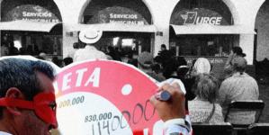 'Secuestrada por bandidos' | Acusan donación 'obligada' a Cruz Roja en recibo del predial