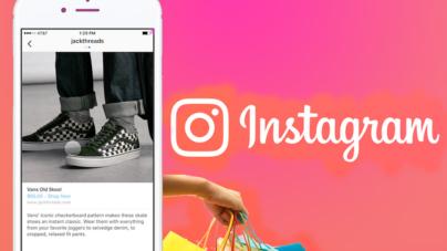 Instagram ya permitirá realizar compras directamente desde la aplicación