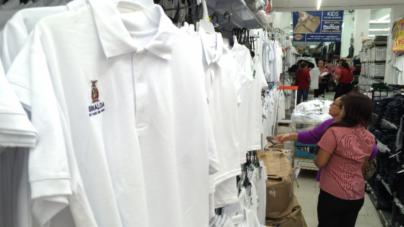 'Vuelven los dos uniformes gratuitos gracias a disciplina financiera': Quirino Ordaz