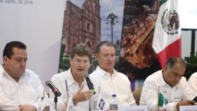 Tianguis Turístico 2018 | 'México está siendo un destino muy atractivo y competitivo': Conago