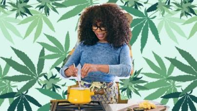 Más que brownies | Hija de Bob Marley lanza libro de cocina cuyo ingrediente principal es la marihuana