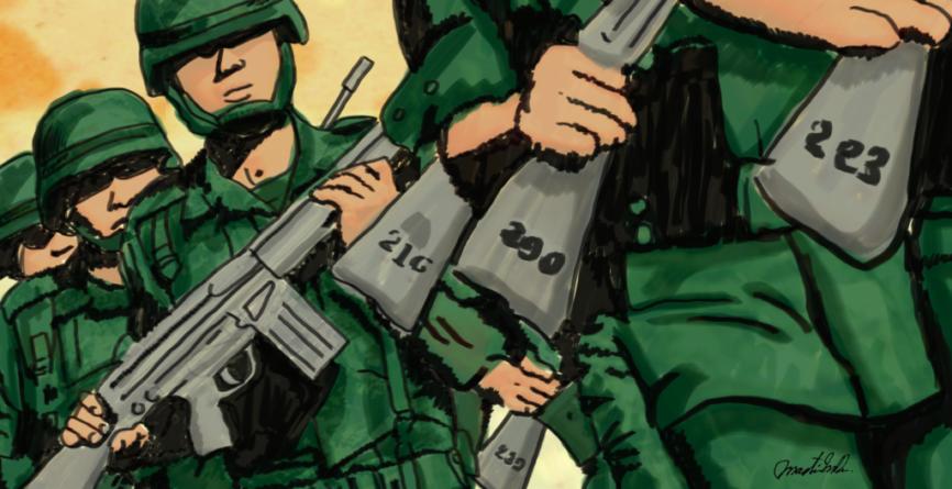 Tras la caída del gigante | Emboscada en La Aguama (Parte I)