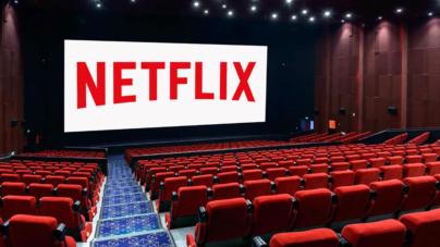 Netflix quiere llegar a la pantalla grande y ofrecer películas en salas de cine