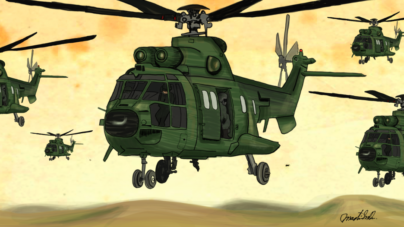 Tras la caída del gigante | El sonido de helicópteros y sirenas (Parte II)
