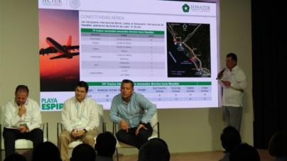 Fonatur relanza Playa Espíritu | El proyecto turístico será sustentable