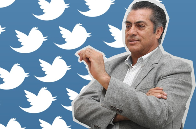 Pide el 'Bronco' dinero e ideas para campaña política a sus seguidores en Twitter