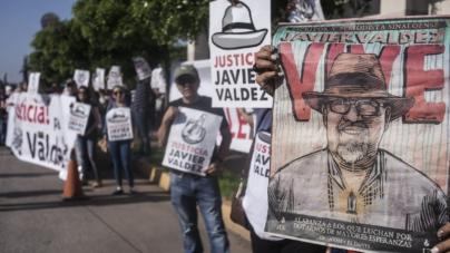 Reporte ESPEJO   Avances en el caso Javier Valdez, voto de confianza a la PGR