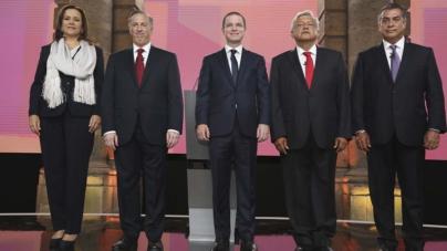 Primer debate presidencial | Todos contra AMLO… ¿Quién ganó? ¿Quién perdió?