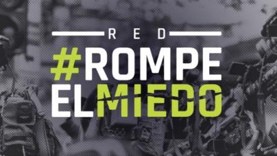 Red #RompeElMiedo dice 'no a la censura' informativa durante el proceso electoral