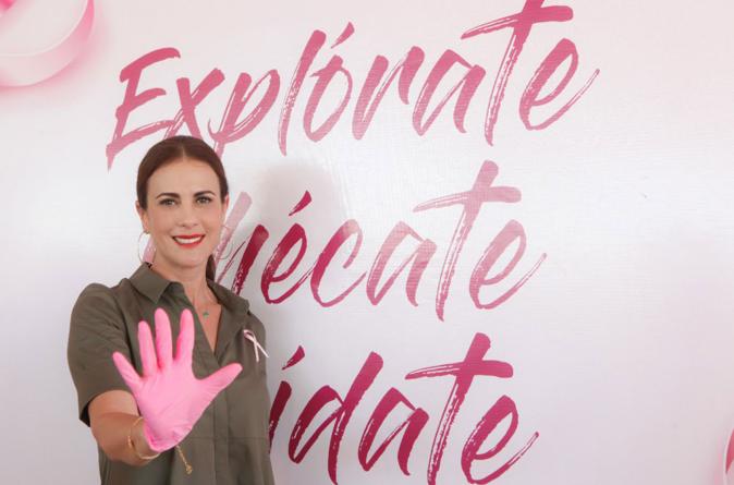 Detecta DIF Sinaloa 23 nuevos casos de cáncer en campaña 'Te queremos sana'