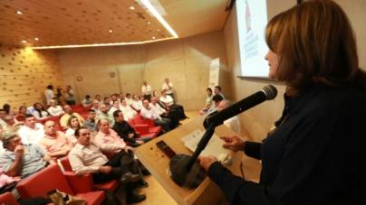 Alcaldes sinaloenses cursan taller de eficiencia energética