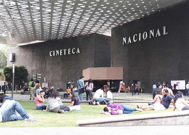 Zona chilanga | ¡Corte!… Cineteca Nacional (Parte I)