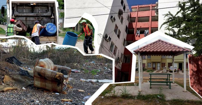 ¿Por qué es Cañadas la colonia más sucia? | Colonos señalados se defienden