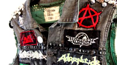 Battle Jackets | Conoce los chalecos de parches de los metaleros de Culiacán