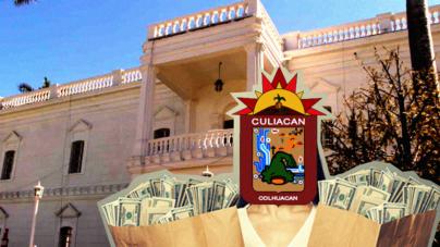 Ayuntamiento de Culiacán solicitará millonario crédito para pagar deudas