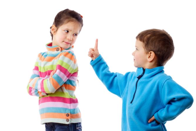 Los problemas de los niños | Niños vs niñas