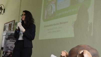 La historia hasta los huesos   Centro INAH Sinaloa muestra valor de antropología forense
