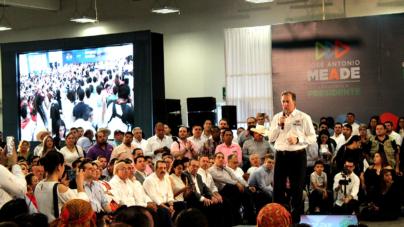Reporte ESPEJO | Meade en Sinaloa: propuesta a contrarreloj