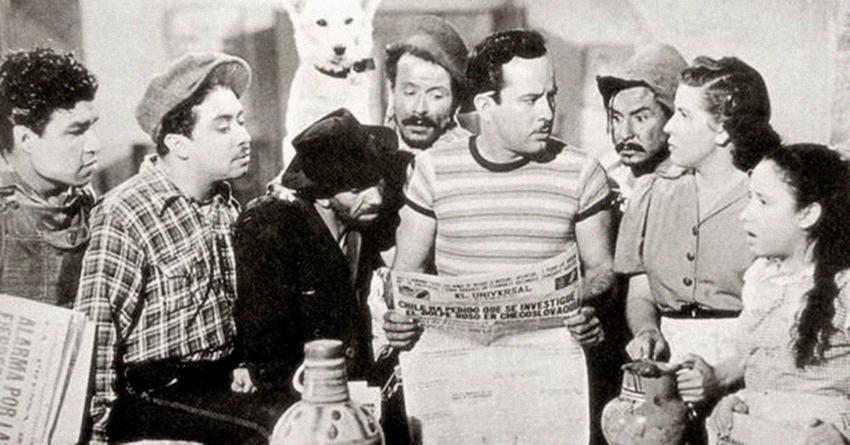 Surrealismo crudo | Así no murió Pedro Infante