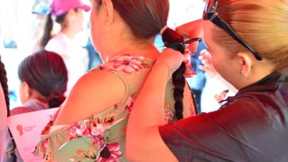 Voluntariado Por la Salud | Recolectan cabello para pelucas oncológicas