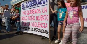 #FOTOGALERÍA | Marchan para conmemorar el Día del Trabajo en Sinaloa
