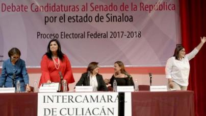 ELECCIONES 2018 | Candidatas al Senado debaten, atacan, proponen y amenazan
