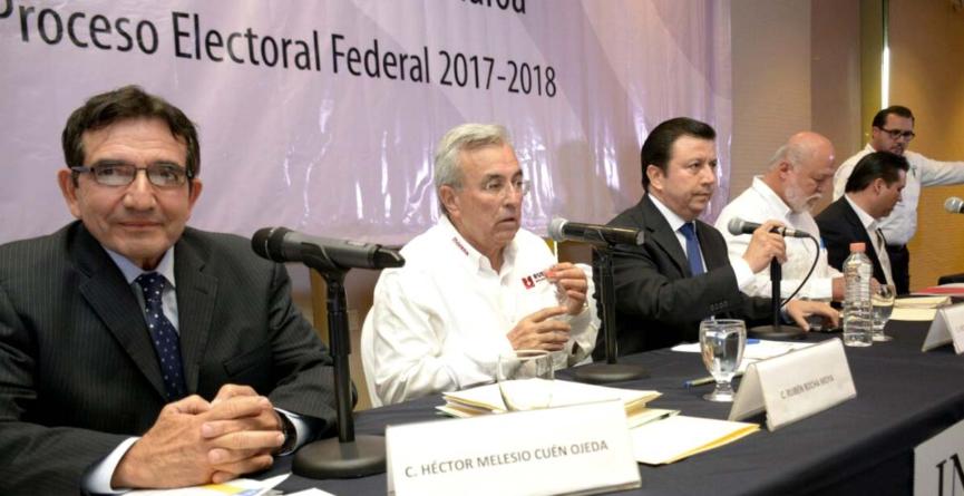Centran candidatos al Senado debate en la corrupción y Cuen es señalado hasta de intereses narcos