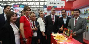 Gobierno del Estado promueve alimentos sinaloenses en la Expo SIAL China 2018