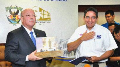 'Gobierno de Sinaloa, e incluso federal, toleran que UAS sea utilizada como partido político': Guillermo Ibarra