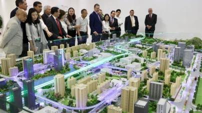 Sinaloa abierto a la inversión tecnológica con China: Quirino Ordaz