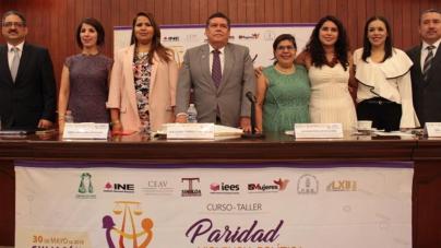 La violencia política contra las mujeres está presente en los tres niveles de gobierno: Karla Peraza