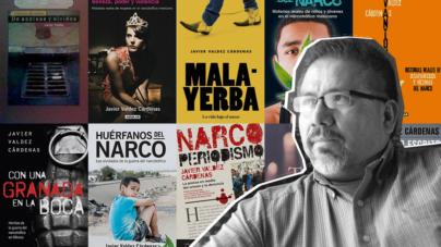La tinta del bato | Los libros que Javier Valdez dejó