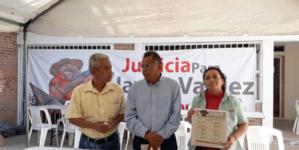 Un año sin Javier Valdez | Inician actividades de la Jornada Nacional de Protesta