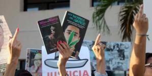 Con marcha exigen al Gobierno que esclarezca el asesinato de Javier Valdez