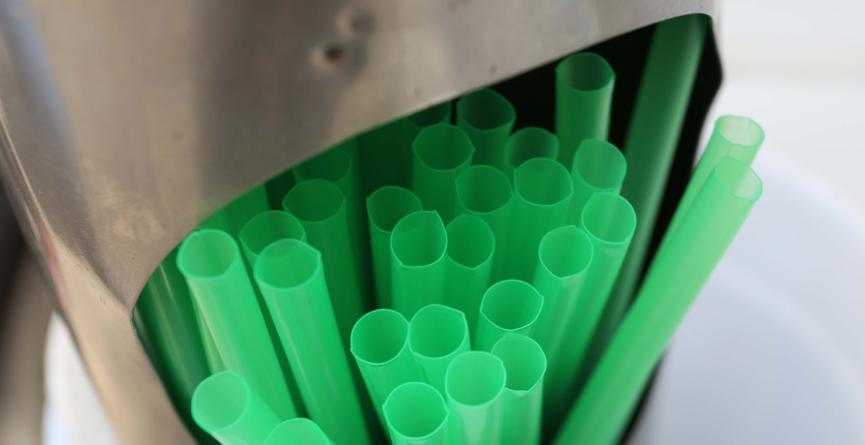 Si el uso de plásticos y popotes sigue, en 2050 habrá más plástico que peces en el mar