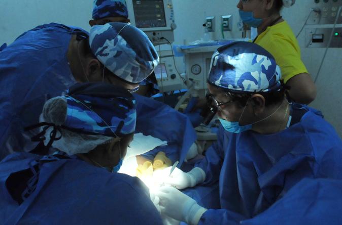 Logra Hospital General de Culiacán dos trasplantes de hígado en menos de 10 días