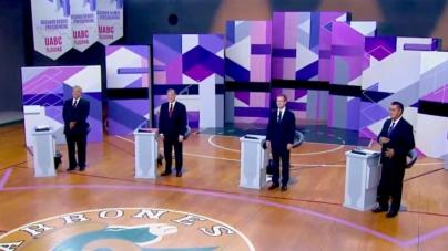Segundo debate presidencial pone el acento en ataques entre candidatos, no en propuestas