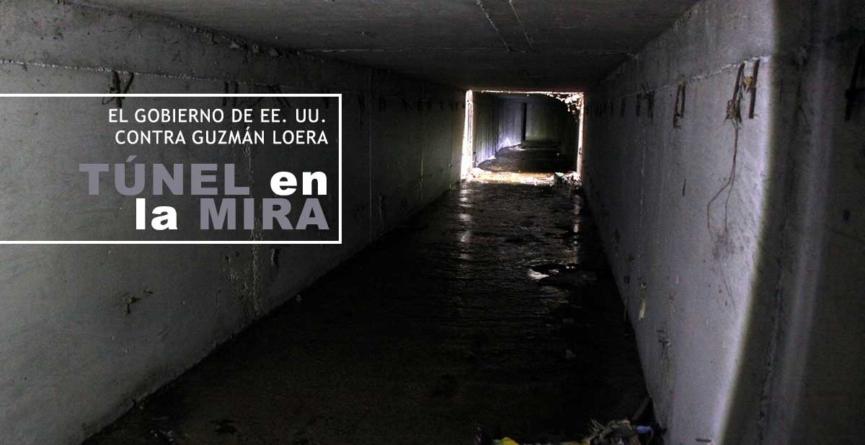 Quiere el Chapo llegar al juzgado… ¡cruzando un túnel!