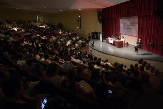 Reporte ESPEJO   Debate entre candidatas al Senado: por fin, ¡las propuestas!