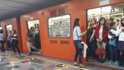 Zona chilanga | ¿Pánico en el metro? (Parte II)