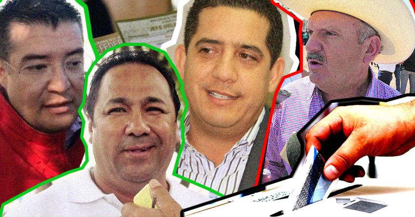 Reelecciones 2018 | Los 15 alcaldes que buscan repetir en el cargo en Sinaloa