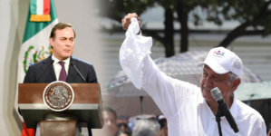 Llaman empresarios a no polarizar al país… AMLO les saca pañuelo blanco