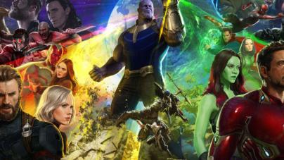 'Avengers: Infinity War', a punto de superar en taquillas la marca de 'Coco'