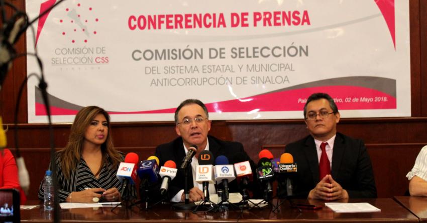 Se buscan cinco ciudadanos ejemplares para integrar Comité Estatal Anticorrupción