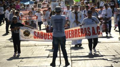 Nada que celebrar | Madres de desaparecidos convocan a marchar este 10 de mayo